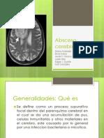 Absceso Cerebral Bacteriano