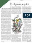 Xavier Sala i Martín. Crisis (9)- El pánico Seguirá