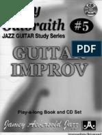 Galbraith n.5 Guitar Improv