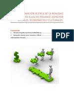 datos socioeconómicos de Illescas