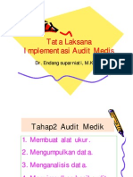 Audit MEDIK Compatibility Mode