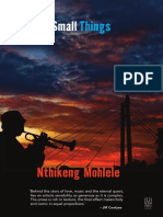 Small Things by Nthikeng Mohlele