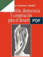 Autogestion, democracia y cooperación para el desarrollo