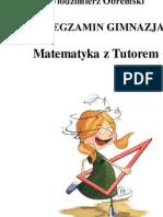 Obremski_Matematyka-Probny Egzamin Gimnazjalny-marzec 2013 Strony 3