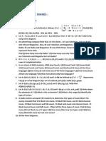 Important Five Marks PDF