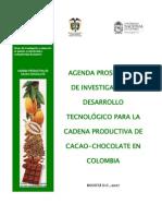 Agenda Prospectiva de Investigacion y Desarrollo