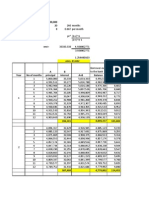 EMI Calculator Teaser Scheme vs Refinance
