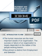 IBM Selection Processhdgdsg