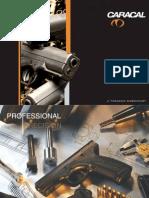 Brochure Caracal F