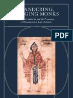 Daniel Folger Caner Wandering, Begging Monks