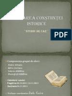 Formarea ConŞtiinŢei istorice.ppt
