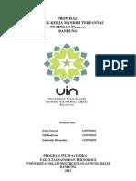 Proposal UIN KP