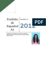 Portfólio de Espanhol A1
