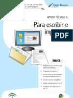 TIC UD6 Preparacion