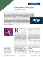 Aortic Anneurysm Imaging