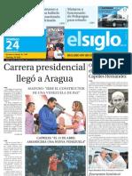 Edición Aragua Domingo 24-03-2013