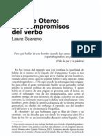 Blas de Otero Los Compromisos Del Verbo_Scarano_CH 717 Marzo 2010