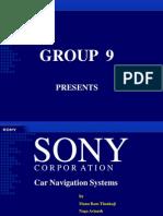 sony case study