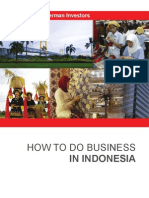 Investment Guide to Indonesia
