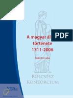 Mo Allamtortenete 1711 2006