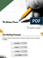 Writing Process 2013