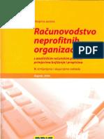 1001300 Racunovodstvo Neprofitnih Organizacija v 2009