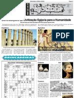arte egípcia jornal