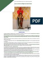 Prière pour la venue du Règne du Sacré-Coeur
