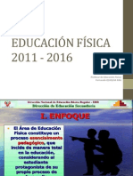 EDUCACIÓN FÍSICA-UNMSM