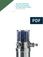 Sonardyne Drilling Brochure