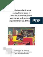 estandares edufisica 2011