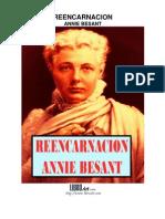 Libro Sobre La Reencarnacion