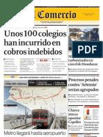 D-EC-16022012 - El Comercio - Portada - Pag 1
