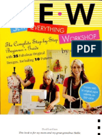 Sew Everything Book