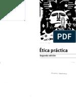 Peter Singer -Ética Práctica-