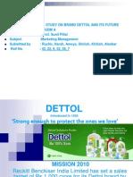 Dettol Project