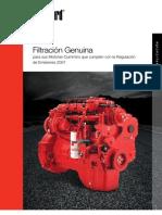 Filtracion Genuina-regulacion Emisiones 2007