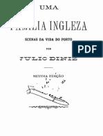 Uma Familia Ingleza - Júlio Dinis