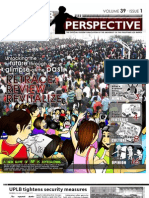 UPLB Perspective Volume 39 Issue 1