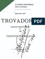 Trovadores galecio-portuguezes - Teófilo Braga