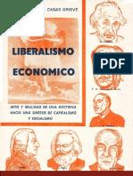 Soberanía del consumidor y equilibrio económico | Luis Felipe De las Casas Grieve