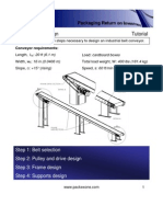 Free Conveyor Design