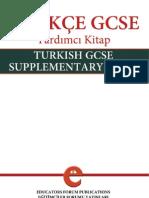 Turkce Ders 1