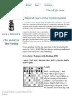 Scotch Gambit Kibitz75