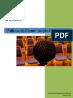 Política de Comunicação CELESC