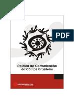 Política de Comunicação Cáritas Brasileira