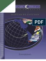 Manual de Evangelismo - Centro Biblioco de Las Americas