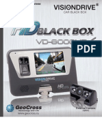 Manual Visiondrive Vd-8000hds