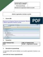 FPM-SAP ECC-Affectation de l'organisation d'achat à la société