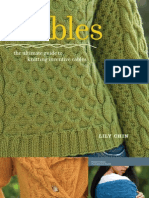 Power Cables the Ultimate Guide to Knitting Inventive Cables 1